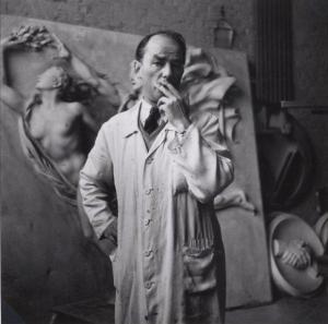 Le-sculpteur-Arno-Breker