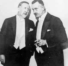 Les-frères-Heinrich-et-Thomas-Mann